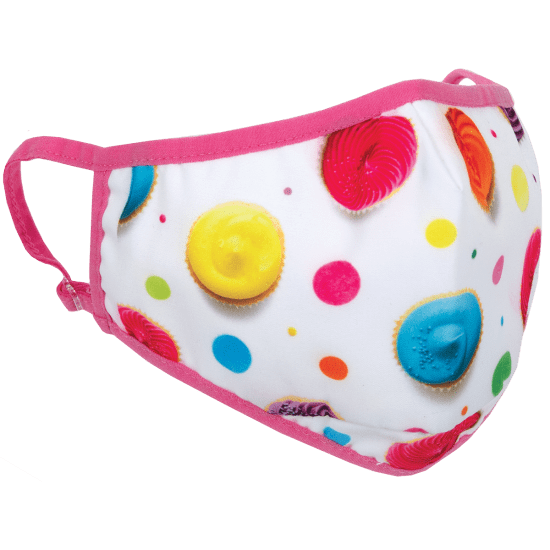 Picture of Happy Cupcakes Face Mask