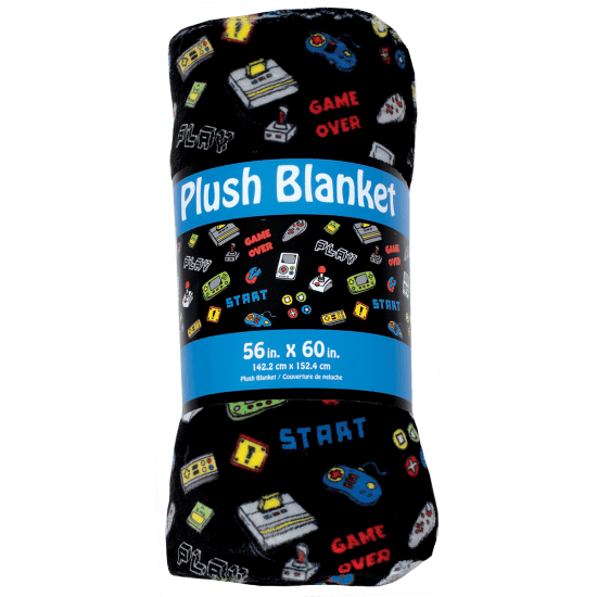 Picture of Level Up Plush Blanket