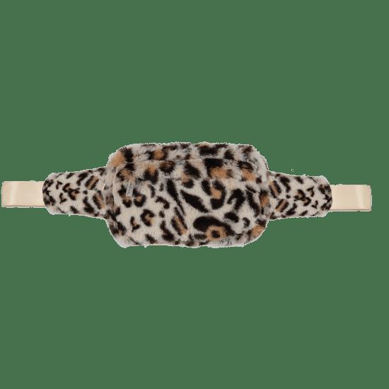 Picture of Classic Leopard Furry Belt Bag