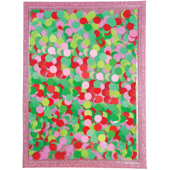 Picture of Holiday Confetti Journal