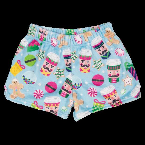 Picture of Nutcracker Plush Shorts