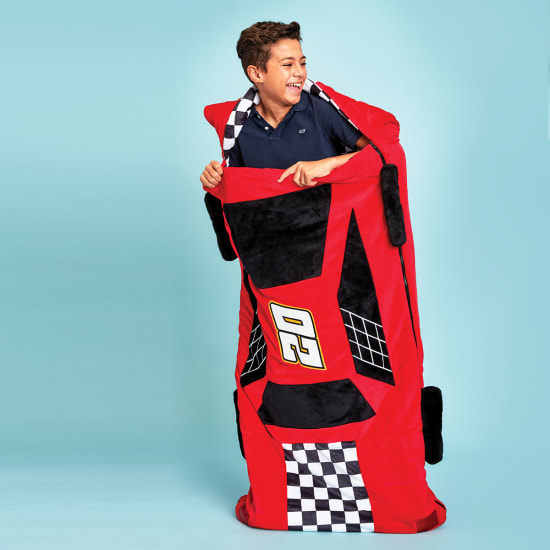Picture of Race Car Sleeping Bag