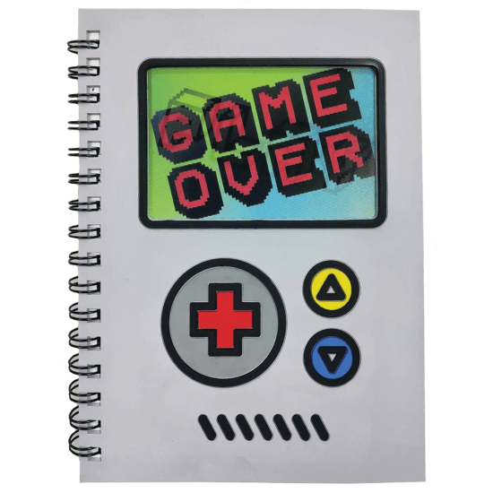 Picture of Level Up Silicone Journal