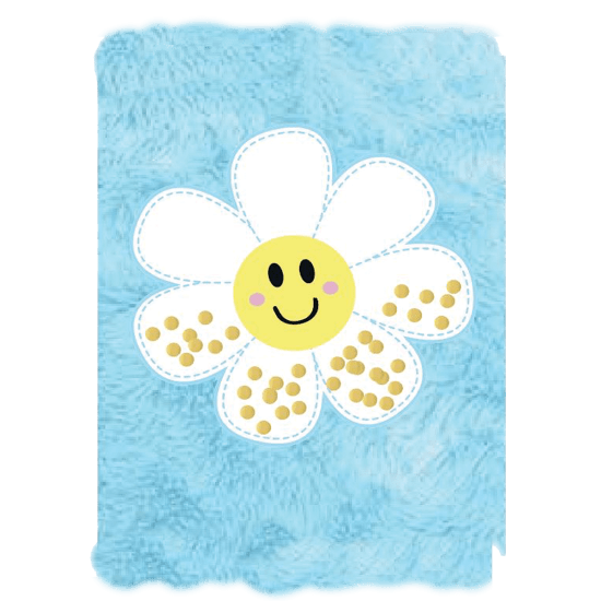 Picture of Daisies Furry Journal