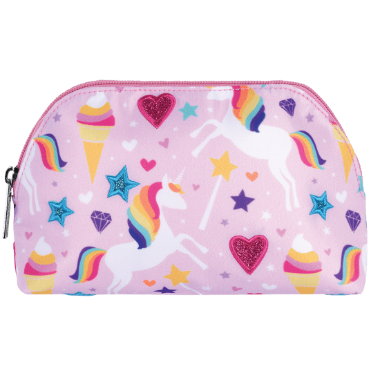 Picture of Magical Unicorn Oval Cosmetic Bag