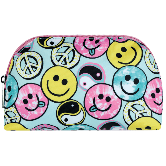 Picture of Be All Smiles Oval Cosmetic Bag