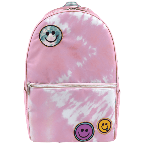 Picture of Be All Smiles Patches Backpack