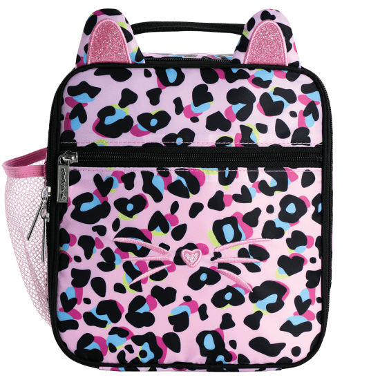 Picture of Pink Leopard Lunch Tote