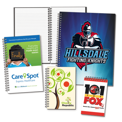 Picture of Full-Color Journals & Notepads
