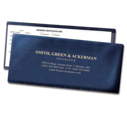 Picture of Full-Size Insurance Card Holder