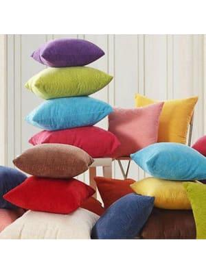 Par de Cojines Decorativos 50 x 50 - Varios Colores
