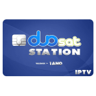 Cartao Duo Station 360 DIAS 1 ano IPTV