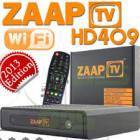 RECEPTOR ZAAP TV IPTV WIFI PLAYER HD 409N