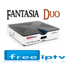 Receptor Cinebox fantasia Duo Full HD 1080p Wifi IPTV IKS SKS CS
