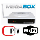 MegaBox MG7 HD IKS SKS Iptv Vod Youtube HMDI Wifi