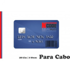 N Code Project Naz A CABO  RJ45  6 Meses 180 dias
