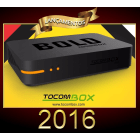 Receptor  Tocombox Bold - Android HD 3D IKS SKS IPTV