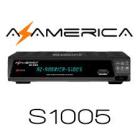 Azamerica S1005 HD WIFI USB IKS SKS Receptor