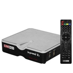 Cinebox Supremo X2 - WiFi iks sks iptv acm