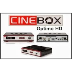 Cinebox Optimo HD + WIFI + IPTV SKY
