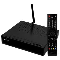 Receptor Audiosat A1 Plus -  ACM  H.265 Full HD Wifi