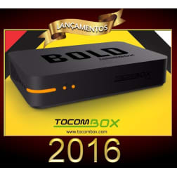 Tocombox Bold - Android HD 3D IKS SKS IPTV