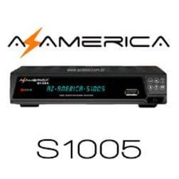 Azamerica S1005 HD + WIFI + USB
