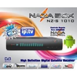 Receptor Nazabox NZ s1010 Full HD 1080p  SKS MP3 Dolby Wifi