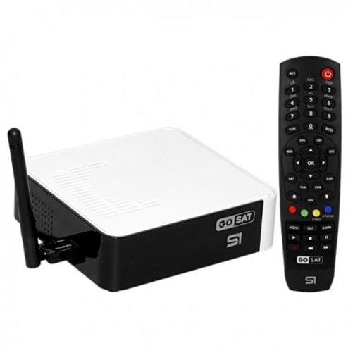 RECEPTOR GO SAT S1 - IKS SKS IPTV ACM VOD