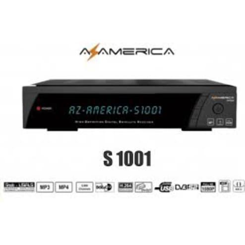 Azamerica s1001 Twin Tunner IKS/SKS/CS/IPTV