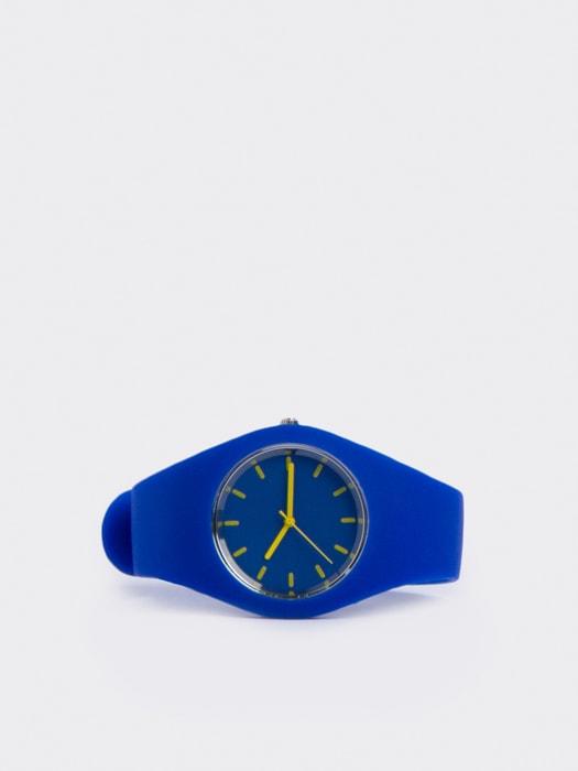 Lola Blue Silicon Watch