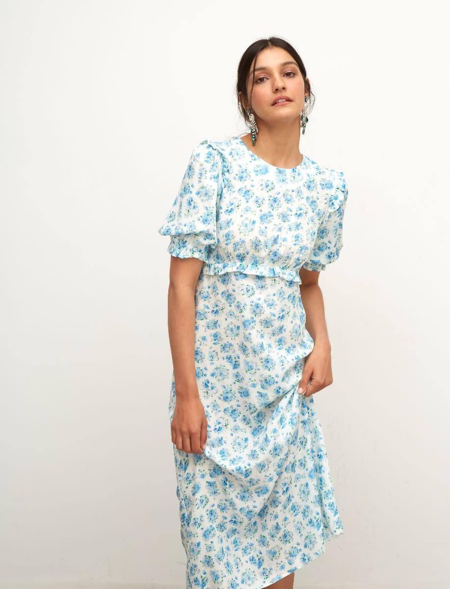 Felicia Midi Dress