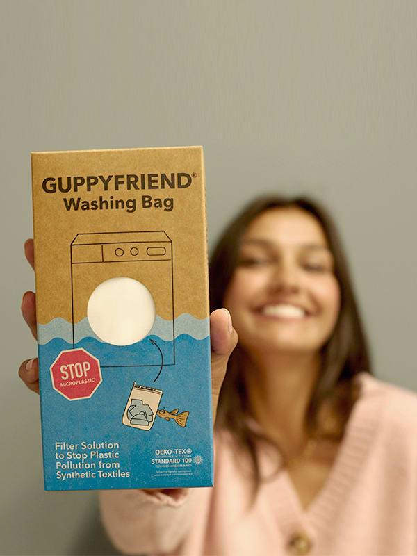 Guppy Friend Washing Bag