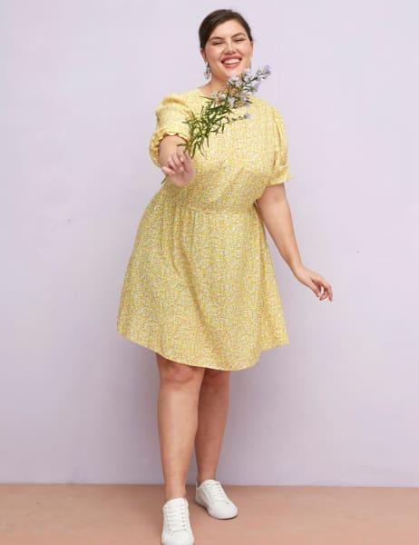 Curve Naomi Mini Dress