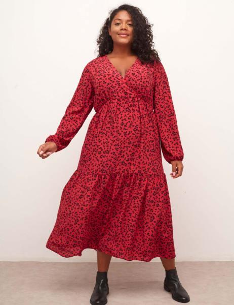 Curve Florence Midi Dress