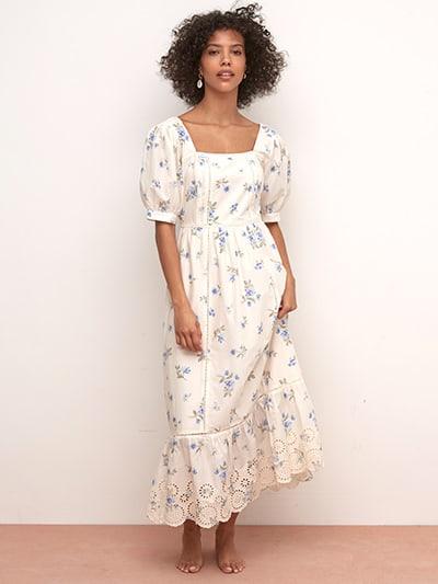 Isla Midi Dress