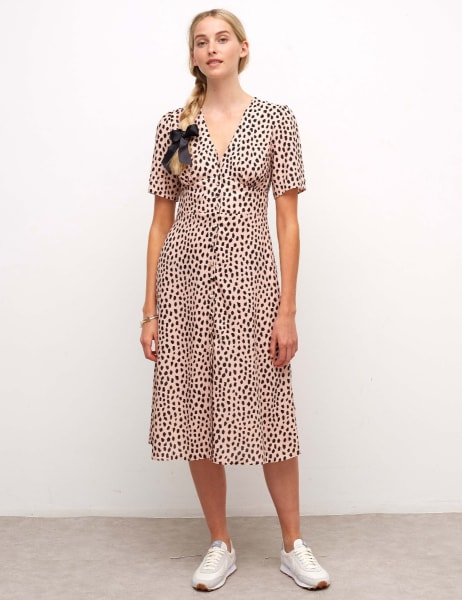 Alexa Midi Dress