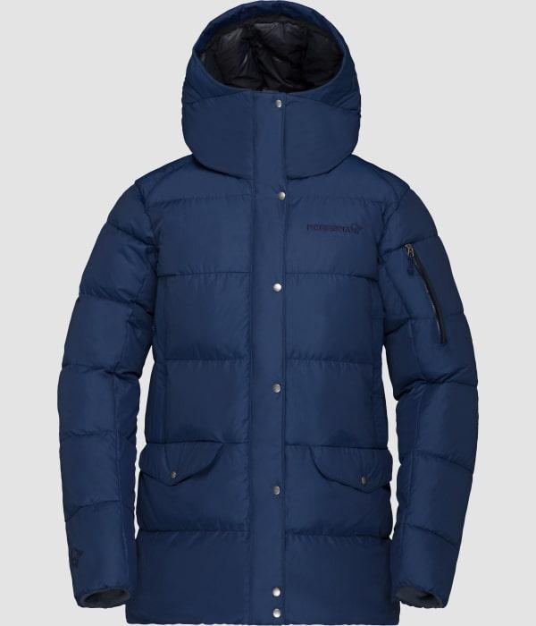 21c68adf Norrøna Røldal down750 jakke for dame - Norrøna®