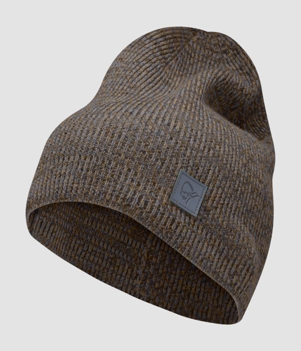 e6122cd06fd Norrøna  29 thin marl knit Beanie for men and women - Norrøna®