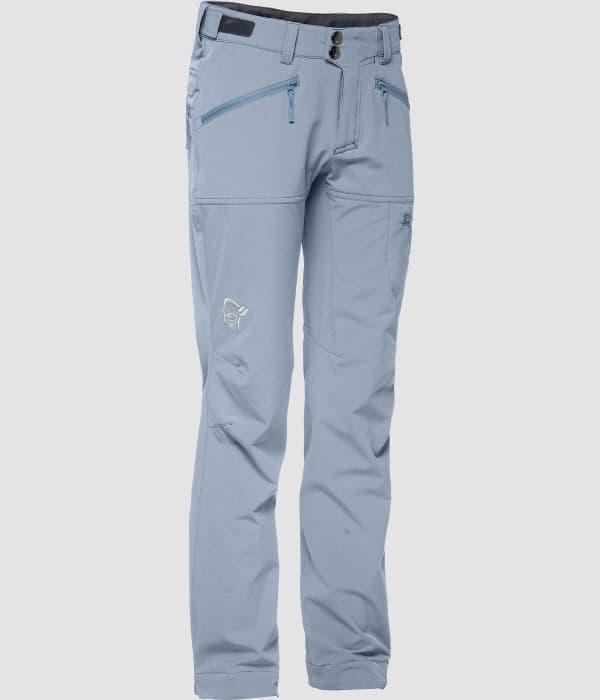 06f02371 Norrøna falketind flex1 pants for kids / junior - Norrøna®