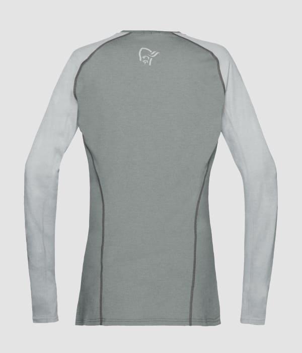 53d9d7710 Norrøna fjørå equaliser lightweight Long sleeve for women - Norrøna®