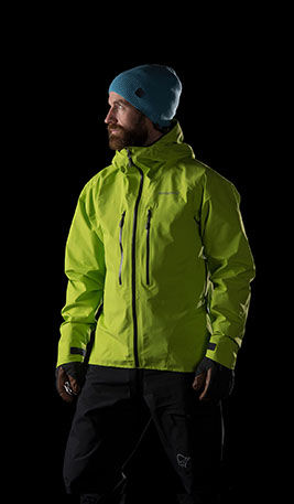 Norrøna trollveggen Gore-Tex pro light for men