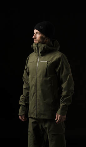 dovre waterproof hunting jacket