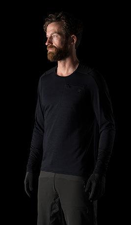 skibotn wool equaliser Lond Sleeve (M)