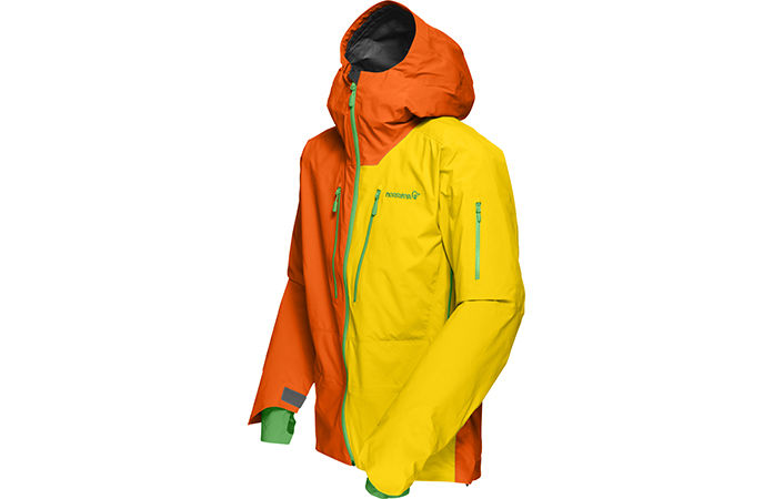 Norrona lofoten freeride jacket men's