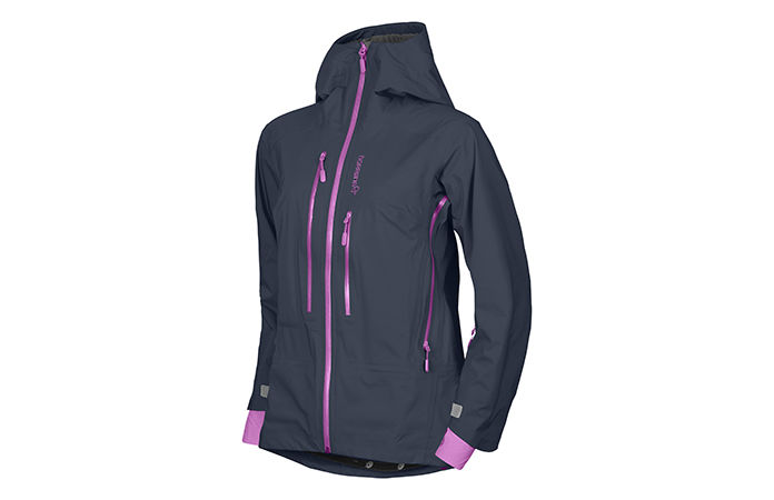 Norrona lyngen drifelx3 jacket ski touring for women