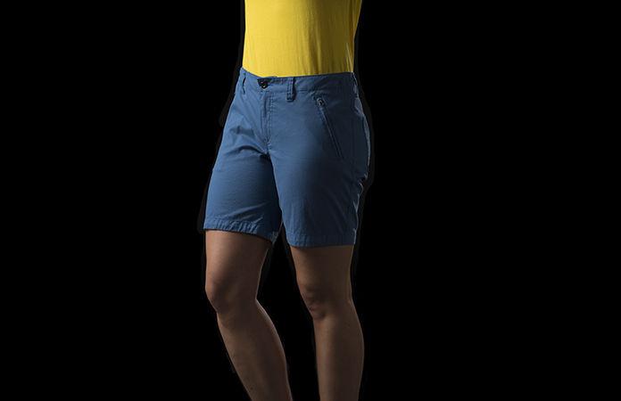 Norrøna /29 organic cotton shorts for women