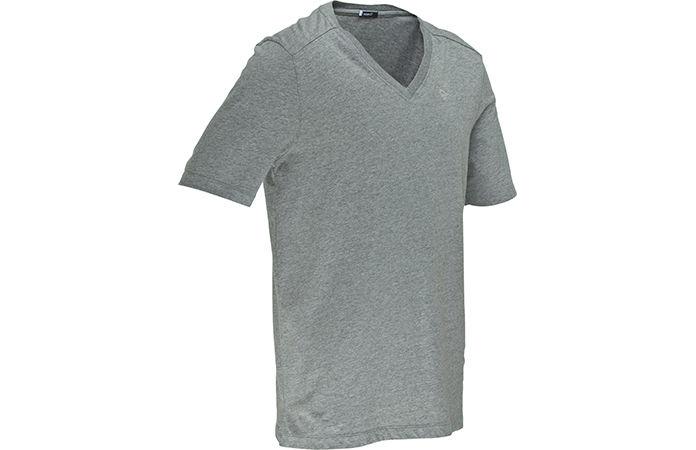 Norrøna /29 klassisk t-skjorte med v-hals til herre i økologisk bomull