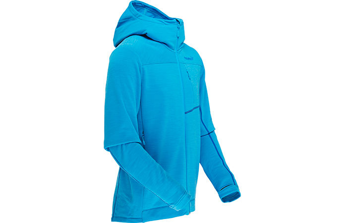 Norrøna bitihorn powerstretch zip hood jacket men