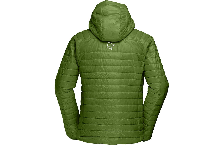 Norrøna falketind primaloft100 - En lett og komprimerbar isolerende jakke for herre